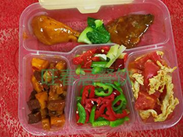 郑州订盒饭