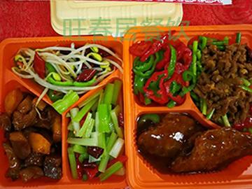 郑州快餐公司排名