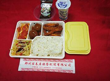 郑州盒饭��h��