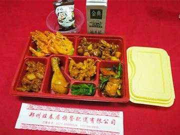 郑州外卖盒饭公司
