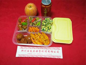 郑州快餐盒饭公司