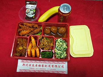 郑州快餐外卖盒饭