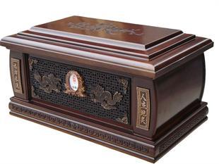 仿木骨灰盒