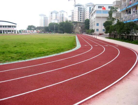 塑膠跑道施工