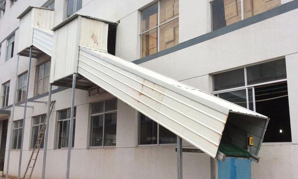 温州楼层装车线