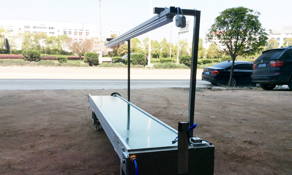 抛光检测线设备