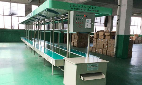 温州锅具装配线