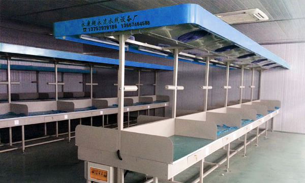 宁波带桌式装配线