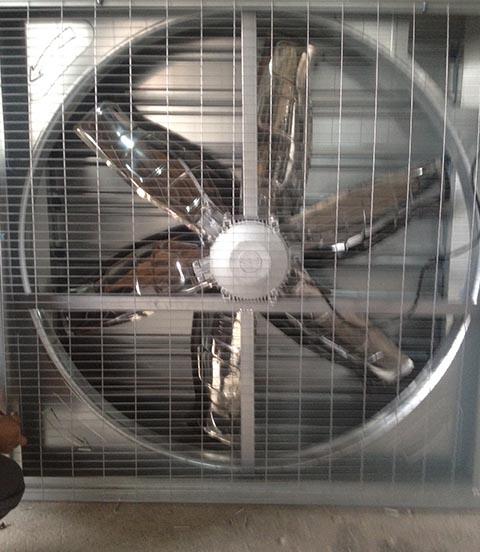 大棚降温风机