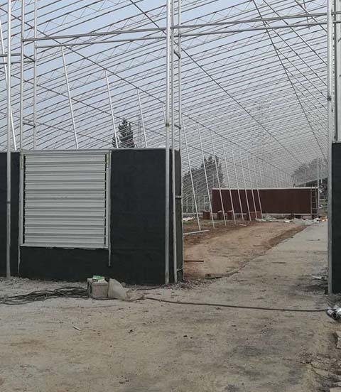 内蒙古温室降温风机