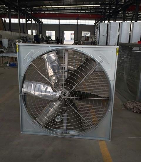河北牛舍降温风机