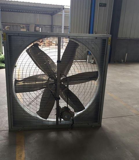 德州山东牛舍风机