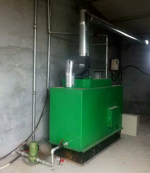 烟台热风炉