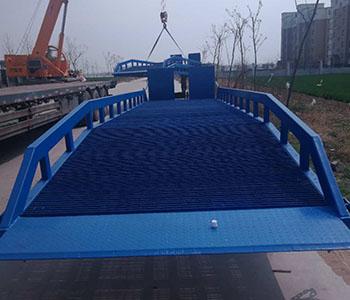移动式登車橋