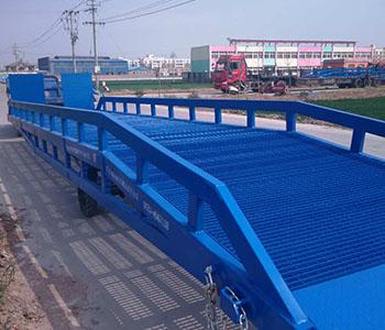 液压式登车桥