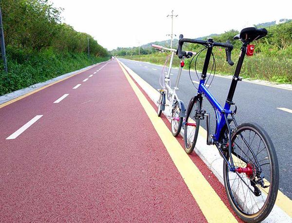 锦州彩色防滑路面