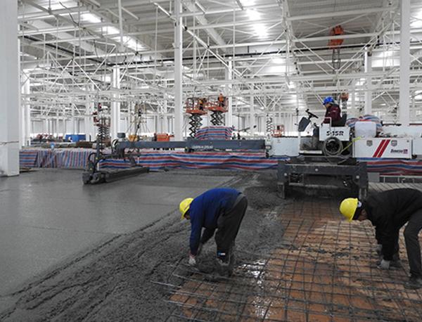 葫芦岛混凝土摊铺整平机