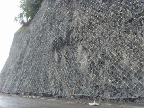 自贡成都边坡防护网电话