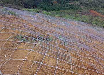 乐山成都边坡防护网