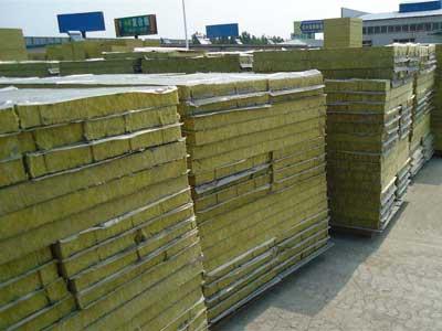 石家庄岩棉复合板