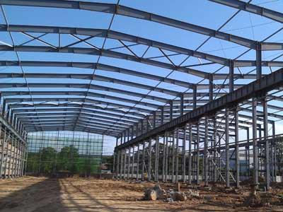 石家庄钢结构厂房