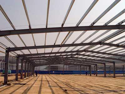 唐山石家庄钢结构厂