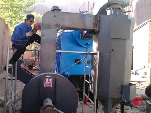 锅炉安装维修改造