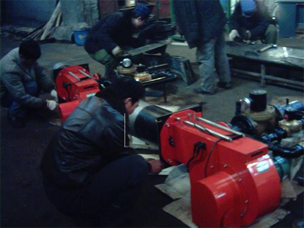 武汉锅炉维修