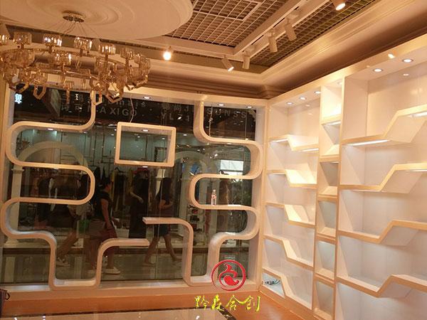 贵州鞋子展柜