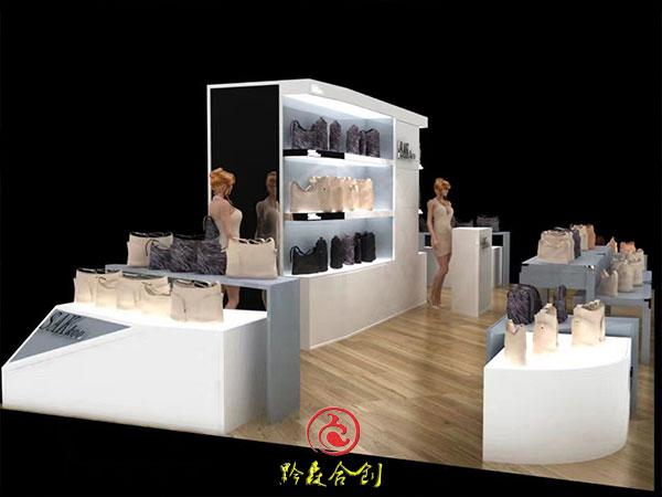 贵州皮具展柜
