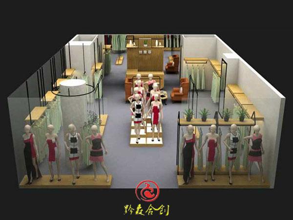 贵州店铺装修