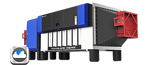 宽极距工业废气净化设备