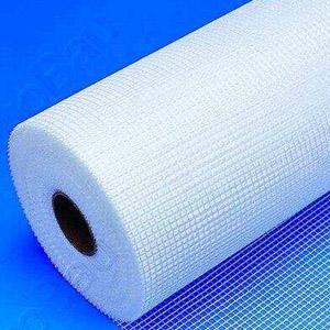 耐碱纤维网格布