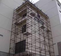云南钢管搭建双包工程