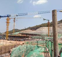 东旭御山湖 正在施工