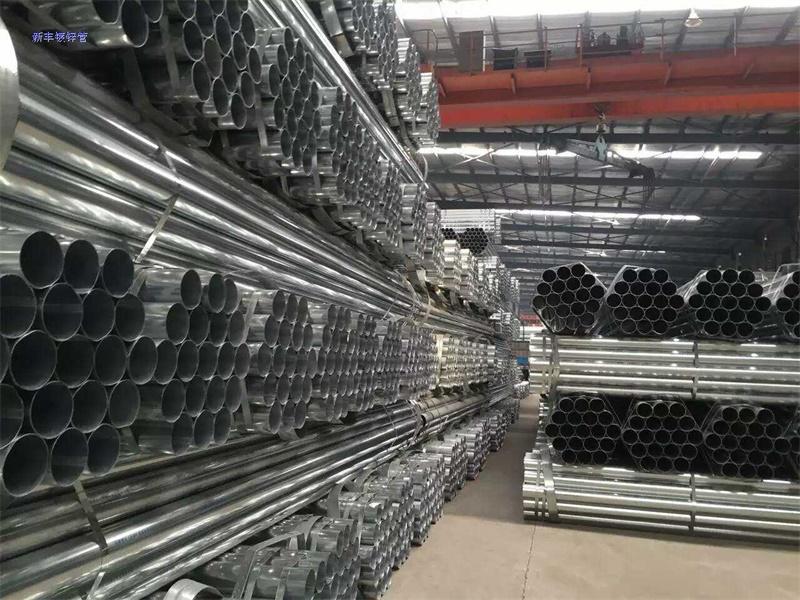 镀锌钢管-不锈钢铝型材