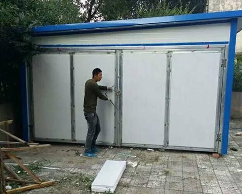 哈尔滨复合板彩钢房