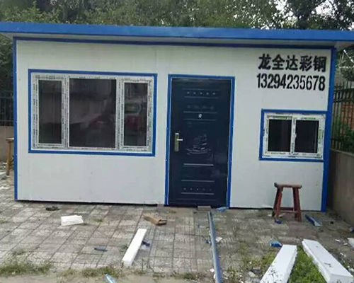 哈尔滨钢结构彩钢房