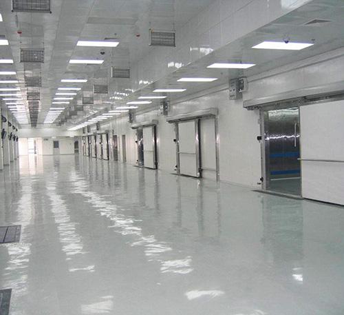 貴州冷庫安裝工程