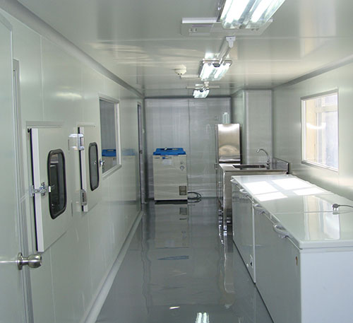 貴陽冷庫安裝設計