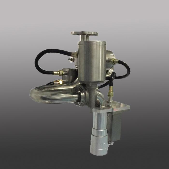 防爆型自动跟踪定位射流灭火装置