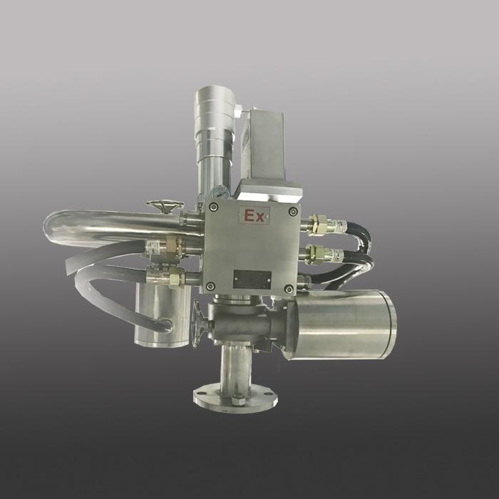 防爆型固定式消防水炮