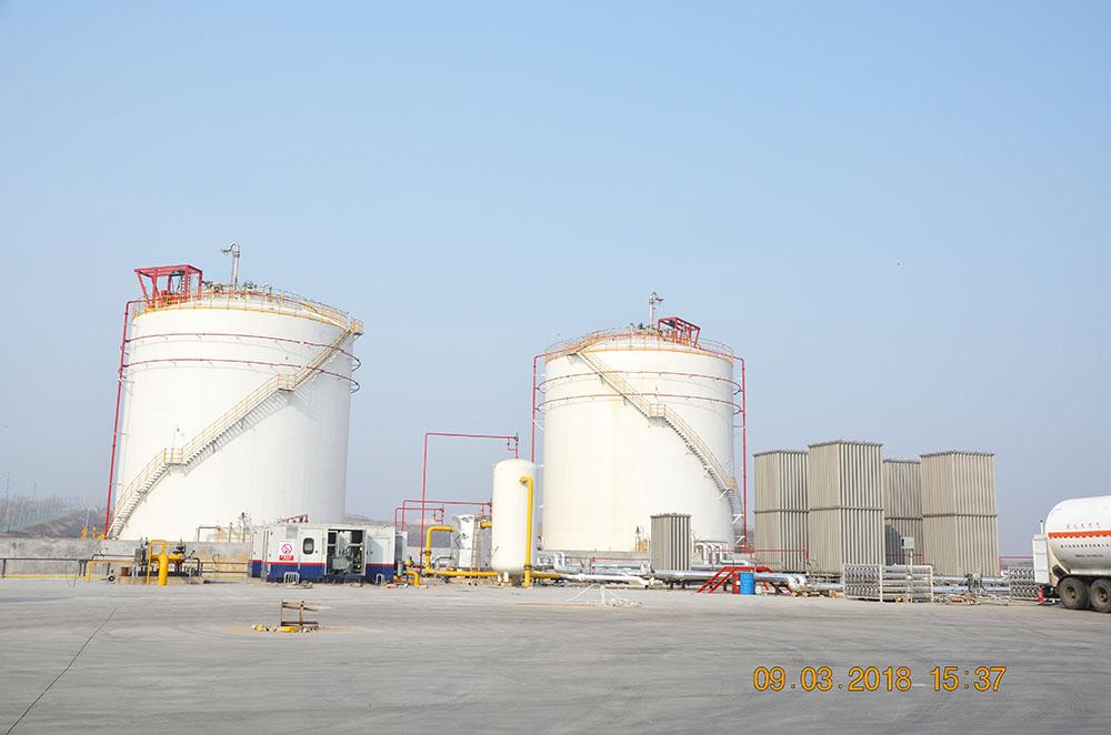 邢台液化天然气储备库