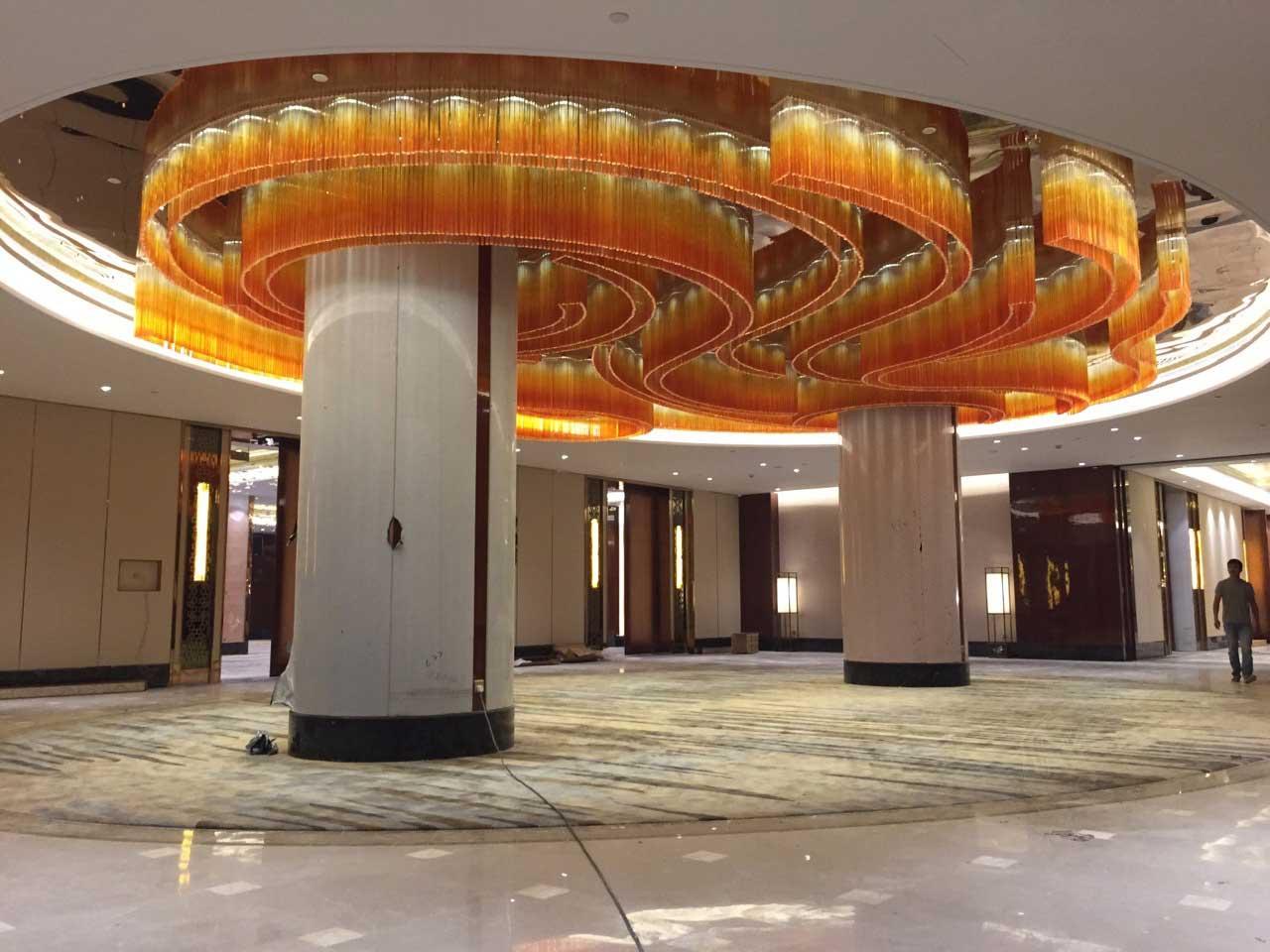 酒店工程灯具定制
