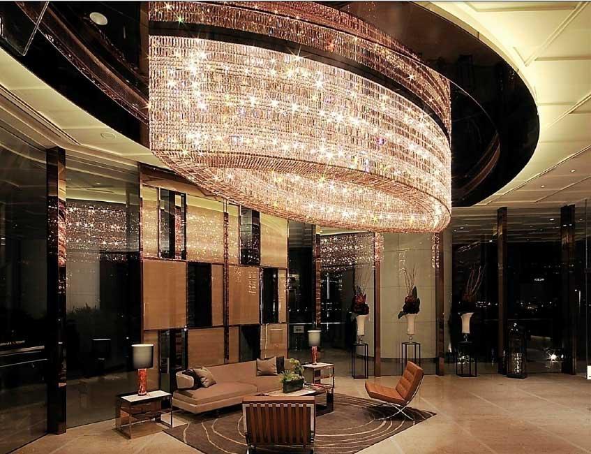 酒店非標燈具定制