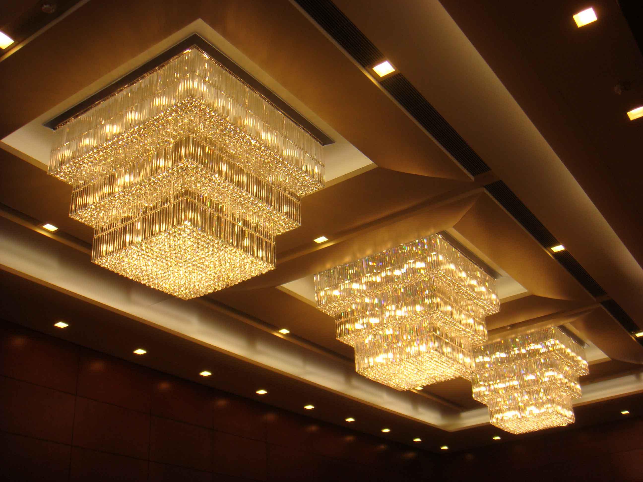 珠海酒店灯具定制