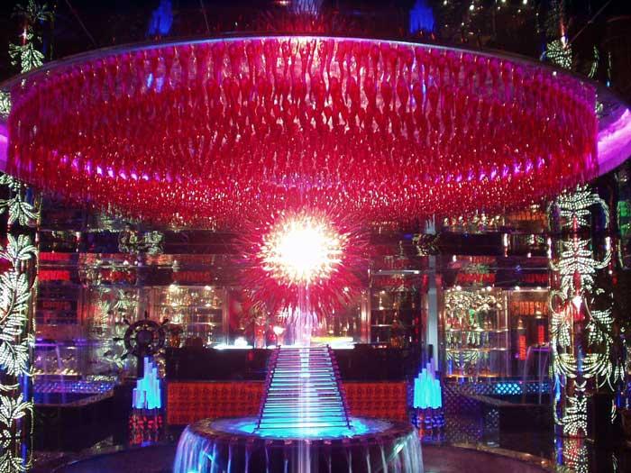酒吧燈具定制