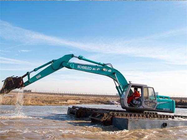 出租水陆挖掘机