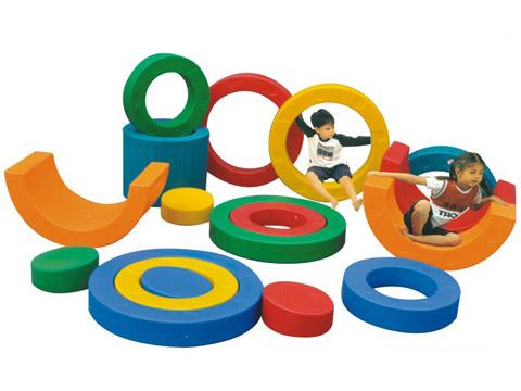 幼儿园体能拓展
