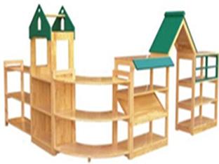 幼儿园组合柜